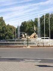Fuente de Neptuno (Neptune Fountain)