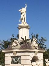 Hercules and Antaeus Fountain at Aranjuez