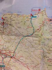 From Bilbao to Bakio
