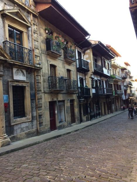 Houses in Hondarribia